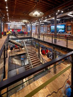REI retail store by Callison, New York » Retail Design Blog