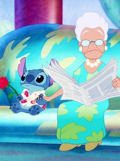 I love Lilo & Stitch Disney Pixar, Walt Disney, Cute Disney, Disney Animation, Disney And Dreamworks, Disney Magic, Disney Cars, Lilo Stitch, Disney Stitch