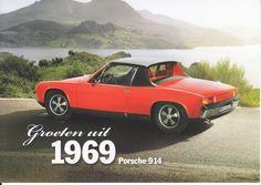Porsche 914 (Classic series)