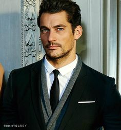 David Gandy for SELECTED | via @ohmygandyfans
