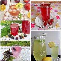 İftarda en çok soğuk içeceklere ihtiyaç duyuyoruz. Kola, hazır meyve suları tüketmiyoruz çok şükür. Evde en alâ içecekleri hazırlamak mümkün nasıl olsa. İşte o ferahlatan mis kokulu içeceklerden ba…