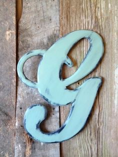Wooden Door Hanger Letter G  Astoria Font by RKDragonfly on Etsy, $49.95