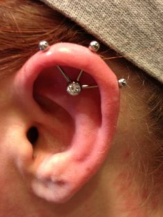 I have the same piercing as this lady, thanks to Kaleidoscope :)