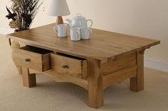 Coffee table http://www.oakfurnitureland.co.uk/furniture/cairo-solid-oak-coffee-table/23.html