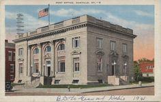Post Office, Danville, Ky.