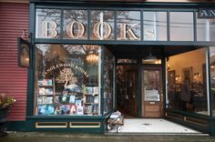 Tanglewood Books storefront