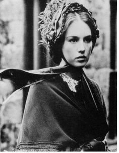 Isabelle Adjani in L'histoire d'Adele H., a film about Victor Hugo's daughter.