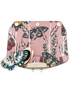FURLA Metropolis butterfly flap. #furla #bags #leather #