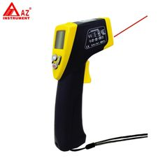 (72.80$)  Watch here - http://aig1v.worlditems.win/all/product.php?id=32297314797 - AZ-8871 Digital Handheld Infrared IR Gun Thermometer