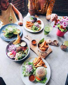 "3,505 Likes, 78 Comments - HIPPIE LANE (@talinegabriel) on Instagram: ""We like to eat  #Bali"""