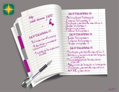 mid-terms Notebook, Bullet Journal, Classroom, Psicologia, September, Class Room, The Notebook, Exercise Book, Notebooks