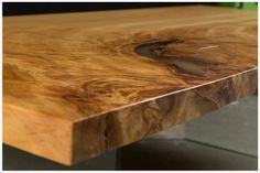 exklusive Design Tische aus Kauri Holz, außergewöhnliche Tische aus einzigartigen Hölzern, unvergleichliche Holztische und Esstische