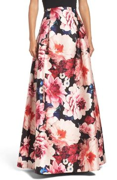 Eliza J Ball Skirt available at #Nordstrom. $228