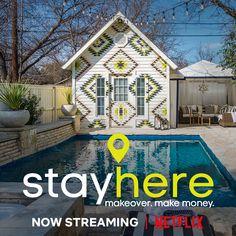 Die besten Netflix-Shows zum Thema Home Design Caroline Quentin, Kevin Mccloud, Shows On Netflix, Netflix Series, Netflix List, Home Design, Interior Design Tv Shows, Best New Shows, Makeover Shows