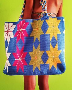 #bags #bohochic #style #swimwear Tapestry Bag, Tapestry Crochet, Irish Lace, Big Bags, Poufs, Beautiful Bags, Purses And Bags, Boho Chic, Shoulder Bag