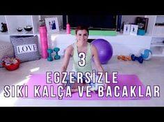 Ece Vahapoğlu ile İç Bacak Egzersizi - YouTube