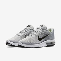 the best attitude ba0e1 4c307 The Nike Air Max Sequent 2 Women s Running Shoe.