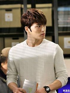 """[Interview Video] #스파이 #김재중, """"Never expected the shower scene."""""""