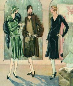 A Moda dos Anos 20: Características e História   Moda - Cultura Mix