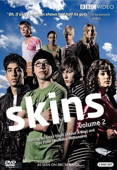 skins UK version - I know this is a teen drama but I can't stop watching it anyway. warning- lots of drugs and nudity Netflix Movies, Movie Tv, Movies Showing, Movies And Tv Shows, Skins Generation 1, Skins Uk, Nicholas Hoult, Bbc America, Photos Du