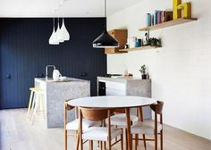 Cuisine & salles de bain par Jane Cameron Architects - FrenchyFancy