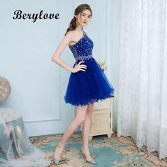 b1ab67d4b Las 15 mejores imágenes de Vestidos Azul Real