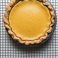 Here's how to make every single bit of the pie vegan, whether your favorite part is the buttery crust, creamy filling or whipped cream topping.