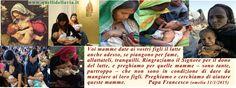 PIETRE VIVE: Festa del Battesimo del Signore - Papa Francesco: Omelia e Angelus (testi e video)