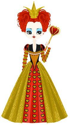 Red Queen of Hearts