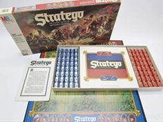 Stratego - The Classic Game of Battlefield Strategy 1986 ... https://smile.amazon.com/dp/B0028LEM26/ref=cm_sw_r_pi_dp_x_FSdqybAB8EYXS