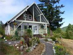 Gold Beach, Curry County, Oregon House For Sale - 81.51 Acres