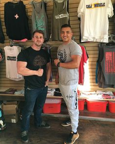 Downtown Campbell: Staying fit & lookin FRESH @ivanovicdaniel1 in the latest CM Apparel  Stop by Cali Muscle today open till 7pm  #CaliMuscle #CaliMuscleApparel #DeeplyRooted #life #bayarea #goodvibes #fit #motivation #flexfriday #Active #flex #DowntownCampbell #fitfam #ufc #gym #itsalifestyle #california #keepit100 by calimuscle1