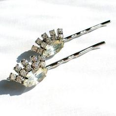 Crown Bobby Pins