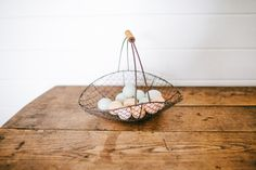 Wire Field Basket | The Magnolia Market
