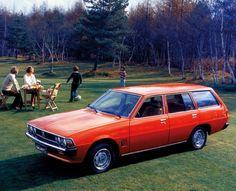 1979' Mitsubishi Galant Wagon