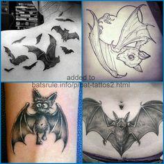 Body Art Tattoos, Bat Tattoos, Tatoos, Group Of Bats, Future Tattoos, Tattoo Inspiration, Bookshelves, Bullet Journal, Facebook