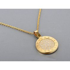 ❤️ this Bvlgari necklace. Key Jewelry, High Jewelry, Jewelry Gifts, Gold Jewelry, Jewelery, Jewelry Accessories, Bvlgari Necklace, Bvlgari Ring, Mens Gold Rings