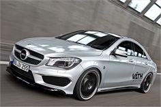 Mercedes-Benz CLA 250 by Väth #mbhess #mbcars #mbtuning #vaeth