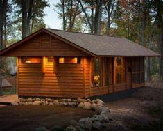 ESCAPE: cabaña prefabricada de madera