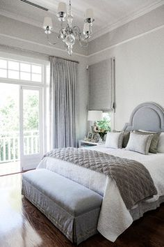 White is the perfect shade of bedroom design for every occasion. These 20 white bedroom ideas will help you create the perfect bedroom designs you always dream of. Hamptons Style Bedrooms, Hamptons Style Homes, Gray Bedroom, Home Bedroom, Bedroom Decor, Bedroom Kids, Velvet Bedroom, Bedroom Lighting, Design Bedroom