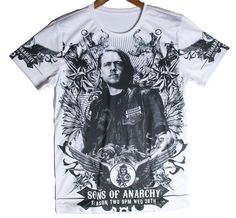 Men's Movie T Shirts - Sons of Anarchy