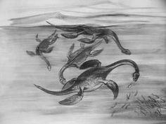 Mit dem Begriff Seeungeheuer bezeichnet man im deutschsprachigen Gebiet sowohl Geschöpfe im Salzwasser von Meeren als auch solche im Süßwasser von Seen. Einst lebten Seeungeheuer vor allem in der P...