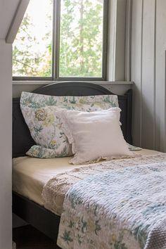 Bedroom 4 & 5: Cottage House Flip Reveal | Jenna Sue Design Blog