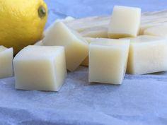 Världens bästa och godaste citronkola! – Alla goda ting
