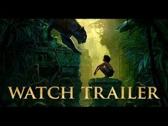 The Jungle Book Official Teaser Trailer
