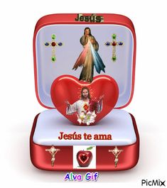 Miséricorde Divine, Divine Mercy, Jesus Is Lord, My Lord, Good Morning Messages Friends, Vote Sticker, Jesus Christ Images, Heart Gif, Flowers Gif