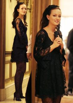 first episode of Gossip Girl, I decided I will watch this show simply to see her outfits, if nothing else
