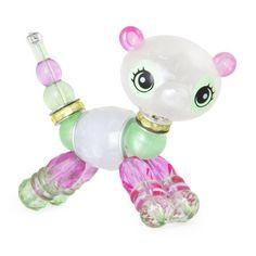 Twisty Zoo Fun Animal Magic Bracelet Magical Pet Bangle Pack of 3 Set UK Toys & Games