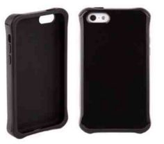 iPhone 5C Case, Hybrid, For Apple iPhone 5c AT&T Verizon Sprint T-Mobile and All Carriers (Black)