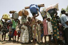 10000 Refugees From Cameroon Have Fled To Nigeria  UN